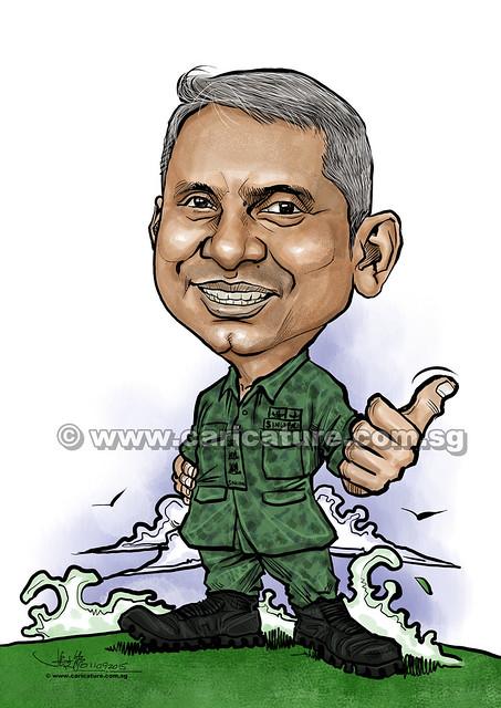 James digital caricature for Property Guru (watermarked)