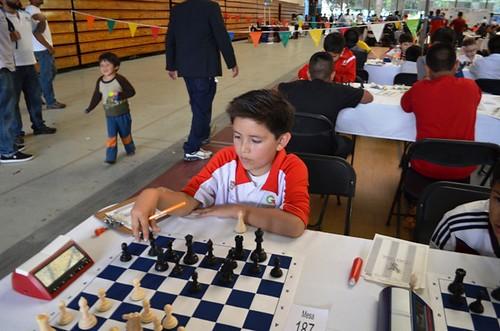 Copa Independencia 2015 - Ronda 3 Infantil
