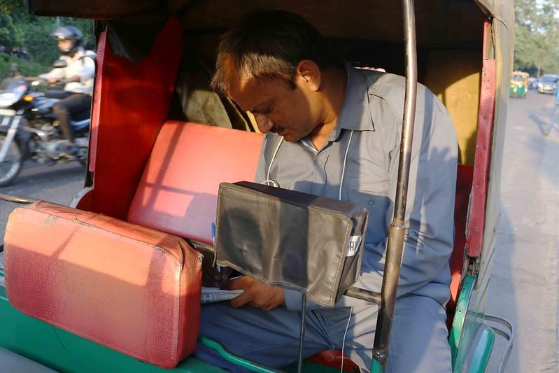 Delhi's Bandaged Heart – Ram Chander Bhakt, Mathura