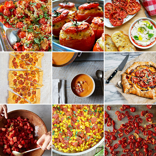 10 Must-Try Tomato Recipes