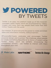 Checking out #PoweredByTweets!