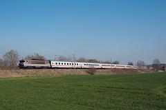 L'EuroCity 66 à Mussey