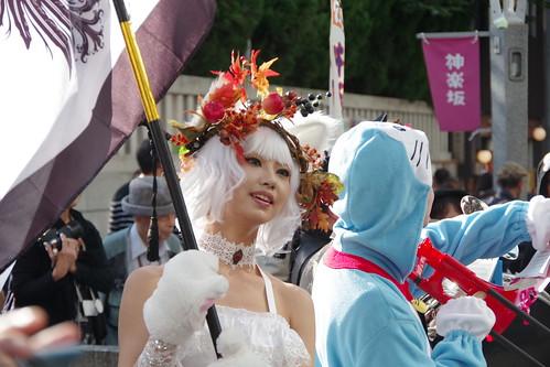 Cat's Halloween Parade in Kagurazaka 2015 31