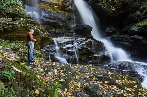 Big Bradley Falls - 10