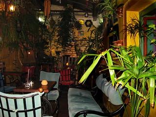 """Cafe """"Klub svetskih putnika"""", Belgrade, Serbia"""