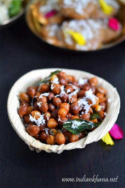 Konda-Kadalai-sundal-recipe