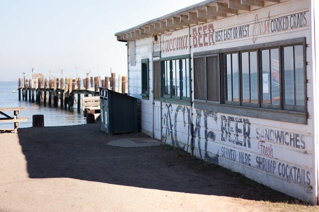 Seafood and Beach