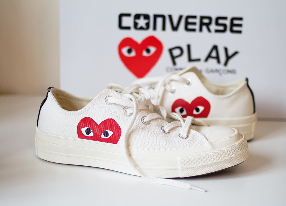 1. cdg trainers