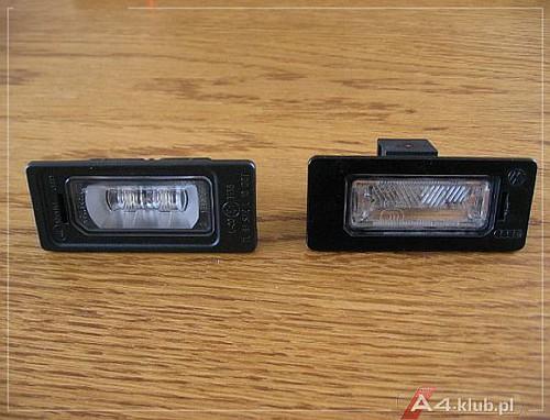 183725 - Wymiana lampek podświetlenia tablicy rejestracyjnej na LED - 10