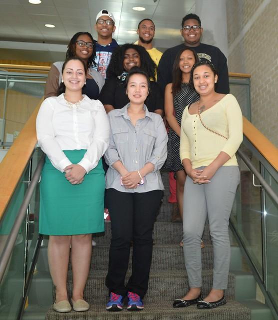 2015 2016 Academic Year BUILD Scholars