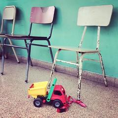 Lo más importante: que todas las sillas estén ocupadas y que haya sillas para todos.
