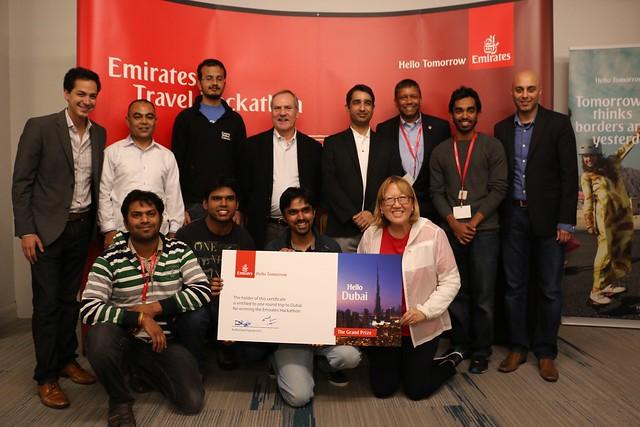 Emirates Travel Hackathon