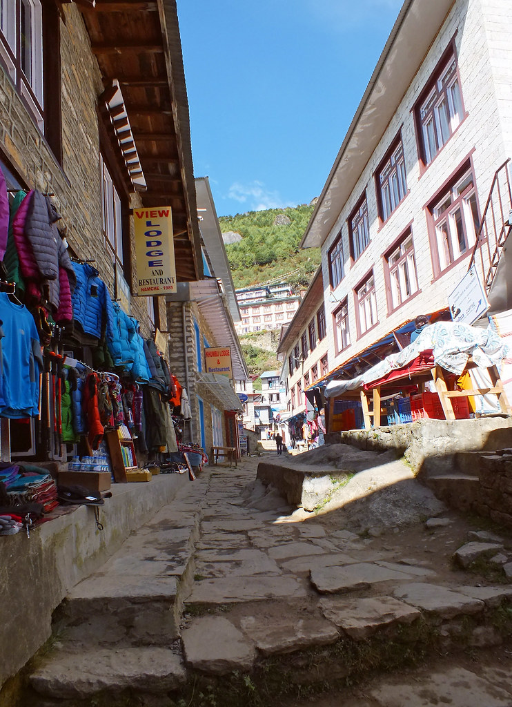 Namche Bazaar - Khumbu, Nepal - Around Guides