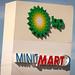 Minit Mart sign