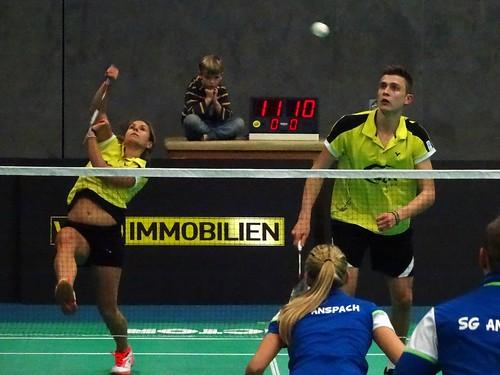 Badminton Bundesliga: 1. BC Beuel v SG Anspach