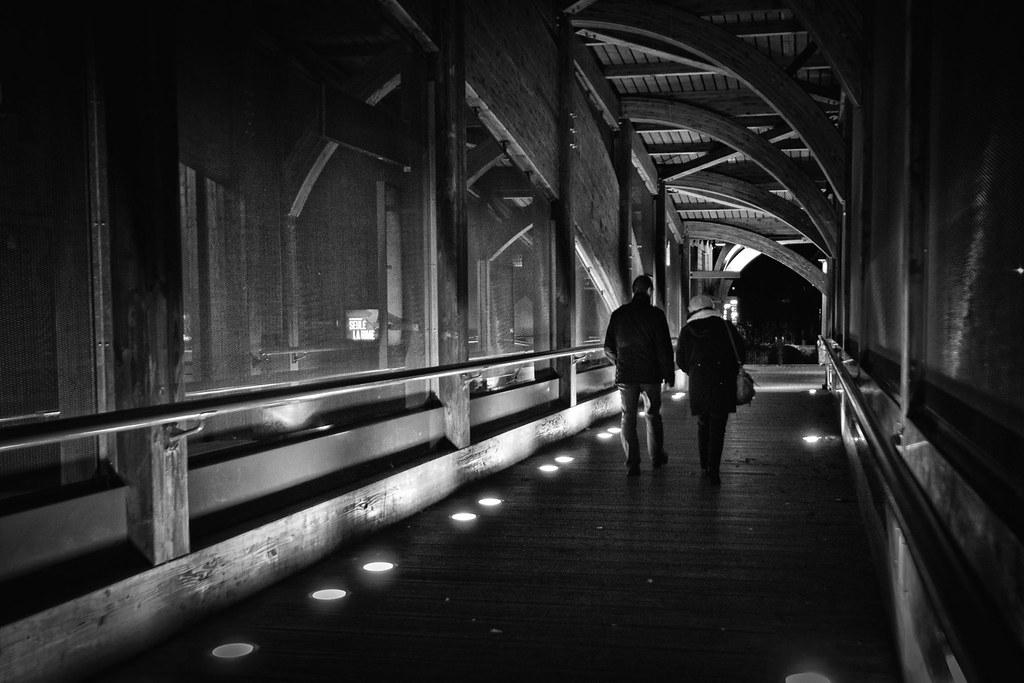 Le couple de la gare