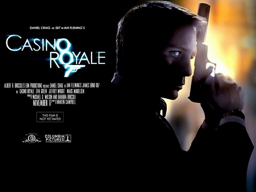 Casino Royale - 2006 - Poster 12