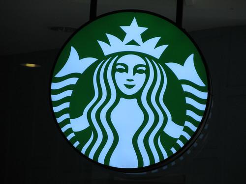 Bangkok: Starbucks au Pak Khlong Market