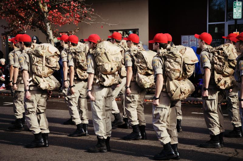 Veteran's Day Parade (6) @ Mt. Hope Chronicles