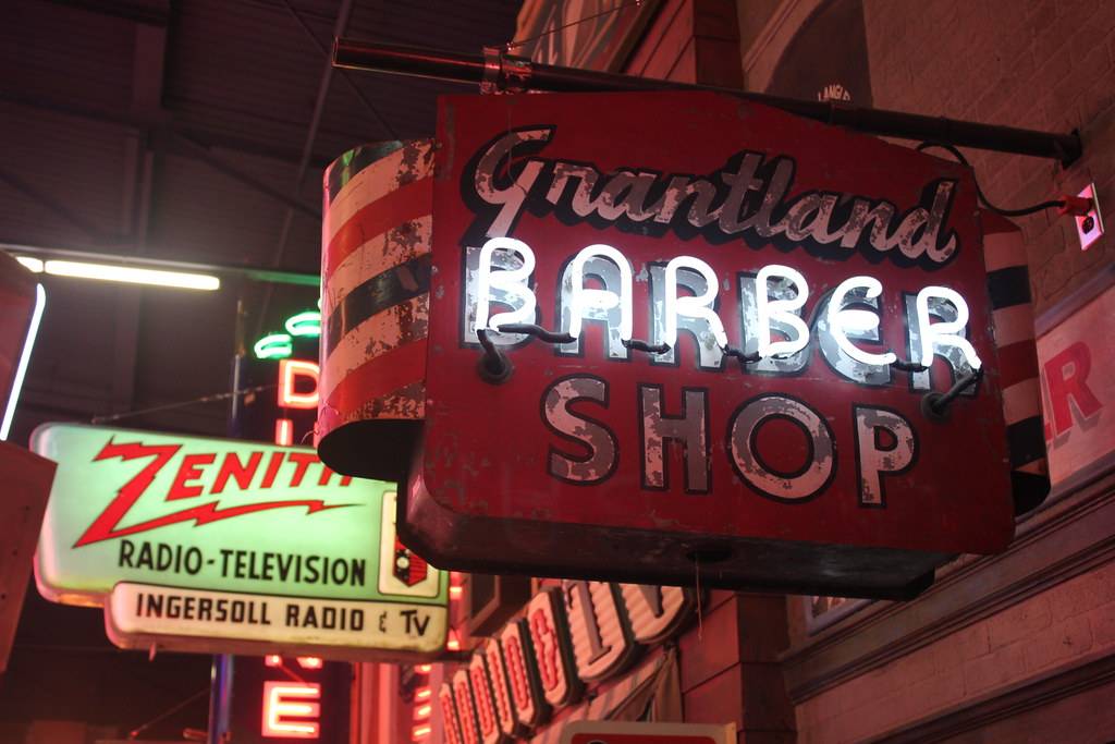Grantland Barber Shop