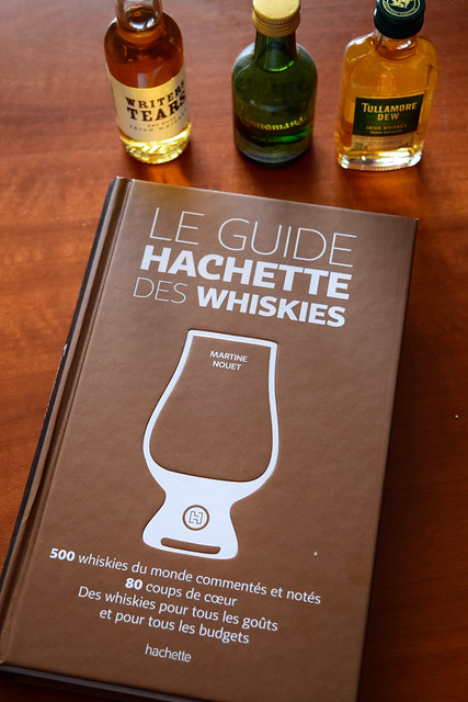 guide Hachette des whiskies