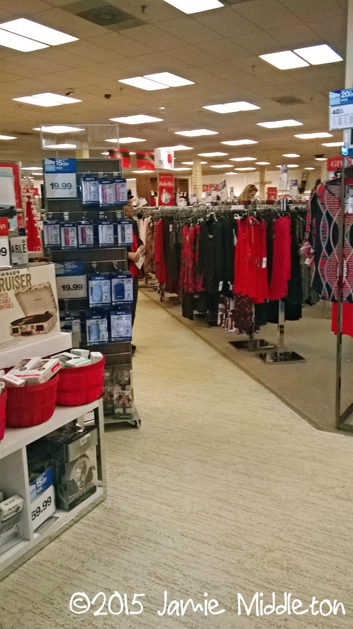 Belk -- Pennrose Mall -- Reidsville, NC