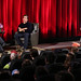 LMU School of Film & Television posted a photo:	Coming from a family of filmmakers, Jake Gyllenhaal explained how his parents and his sister have influenced his career. | Photo by Juan Tallo