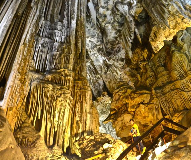 amazing nerja caves