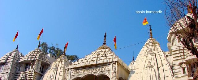 श्री सनातन धर्म मंदिर (Shri Sanatan Dharm Mandir) - Block-K, Green Park, New Delhi - 110016