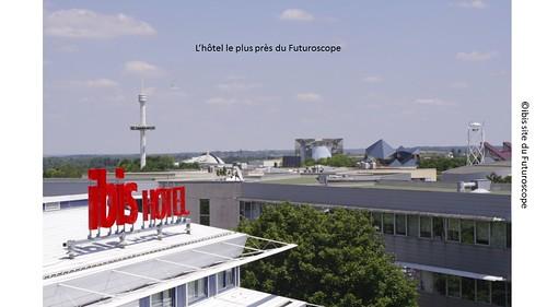HOTEL IBIS SITE DU FUTUROSCOPE - CHASSENEUIL DU POITOU - 2014-06-19 14.30.22