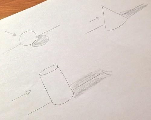 Draw & Sketch Class 7