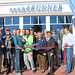 Rep. Mark Tweedie and Rep. Prasad Srinivasan attended a ribbon cutting for the new Sound Runner running store, Nov. 2015.