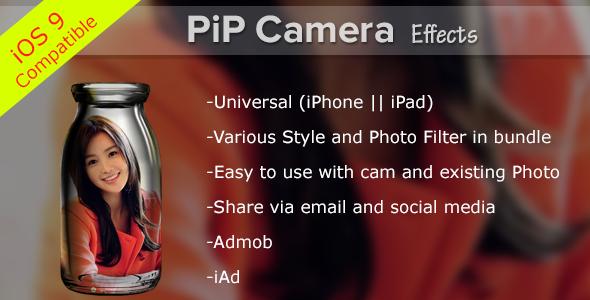 Codecanyon PIP Camera Effect