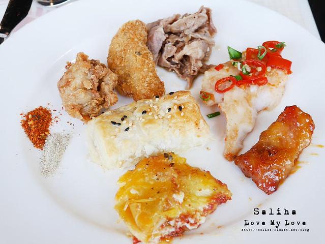 台北車站飯店午餐晚餐下午茶吃到飽凱薩飯店 (28)