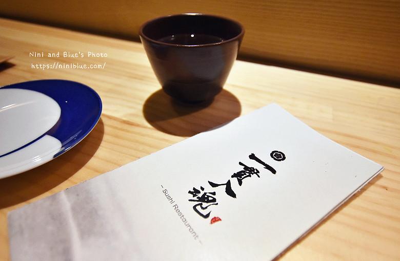 台中江戶前握壽司一貫入魂精誠日式料理03
