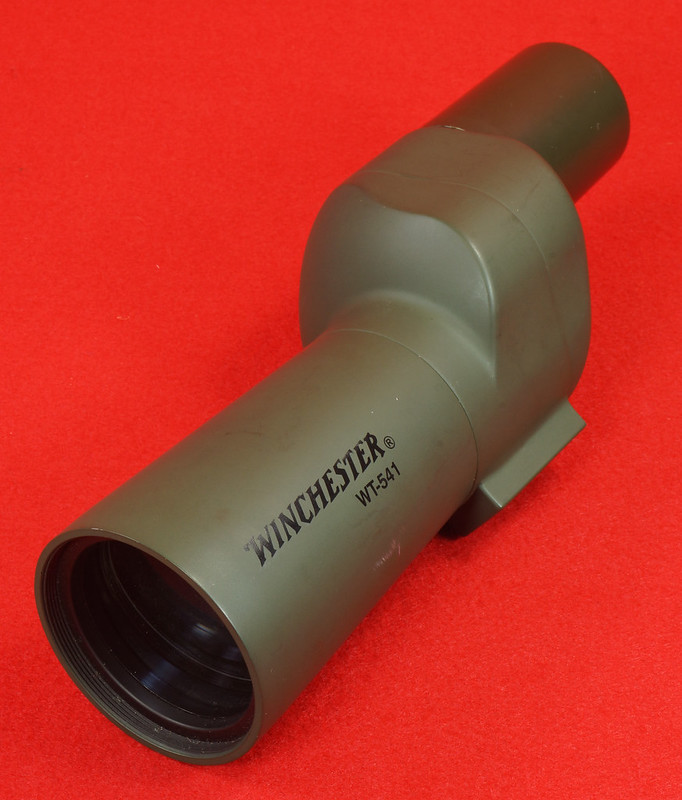 RD14520 Winchester WT-541 Spotting Scope with Bag DSC05901