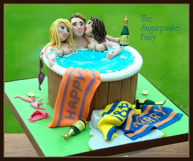 Cake by The Sugarpaste Fairy
