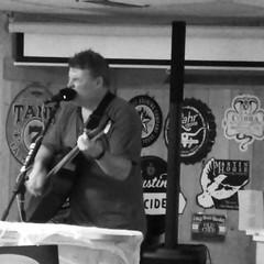 Kevin Williams on the stage  #livemusic #craftbeer #beer #ilovebeer #beerlove #localmusic
