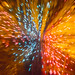 Abstract Christmas Lights by BartCam
