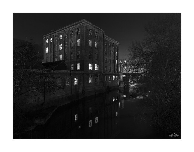Abbey Mill - Explored!