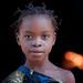 Burkina Faso: enfant de l'ethnie Sénoufo. by Claude Gourlay