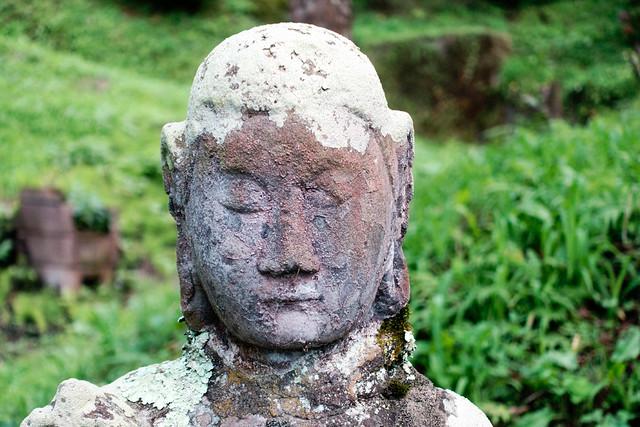 Stone Buddha 石仏