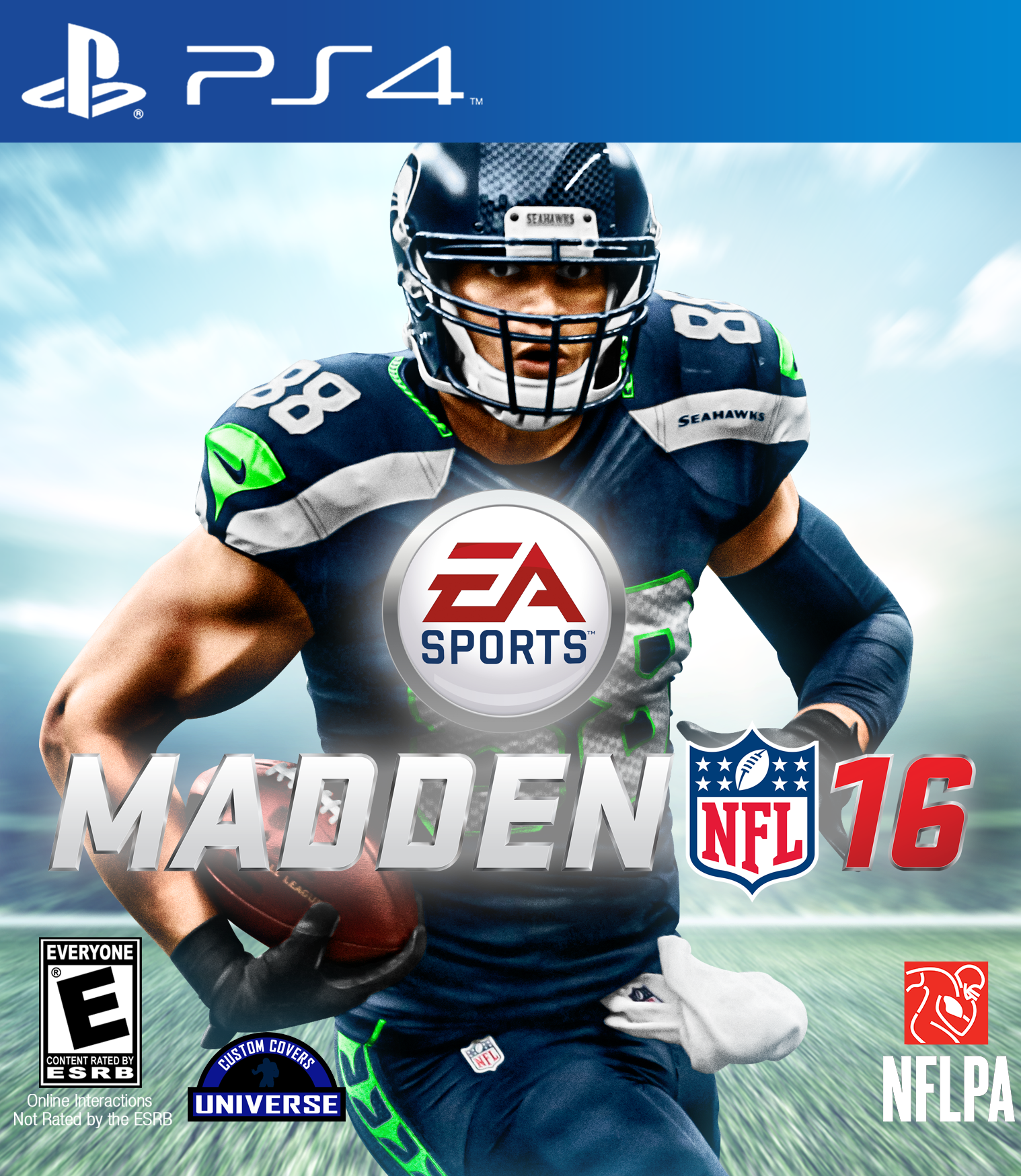 Madden NFL 16 Custom Cover Thread - Page 22 - Operation ...