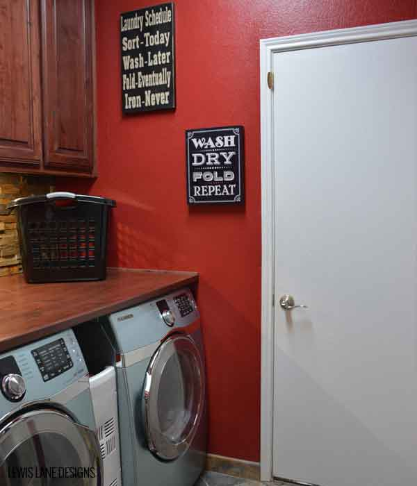 Laundry Room Pictures by Lewis Lane