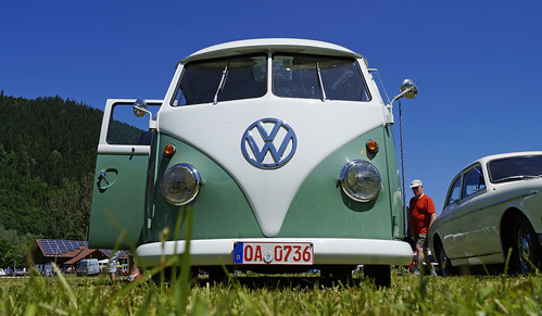 VW Bus T1 (1960) mint [Foto 1]