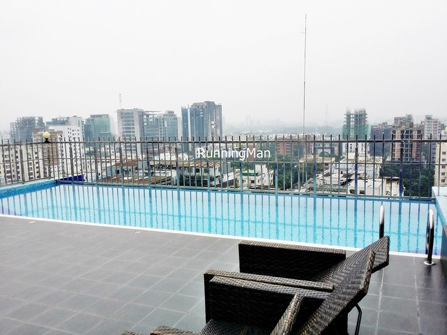 Long Beach Suites 08 - Swimming Pool