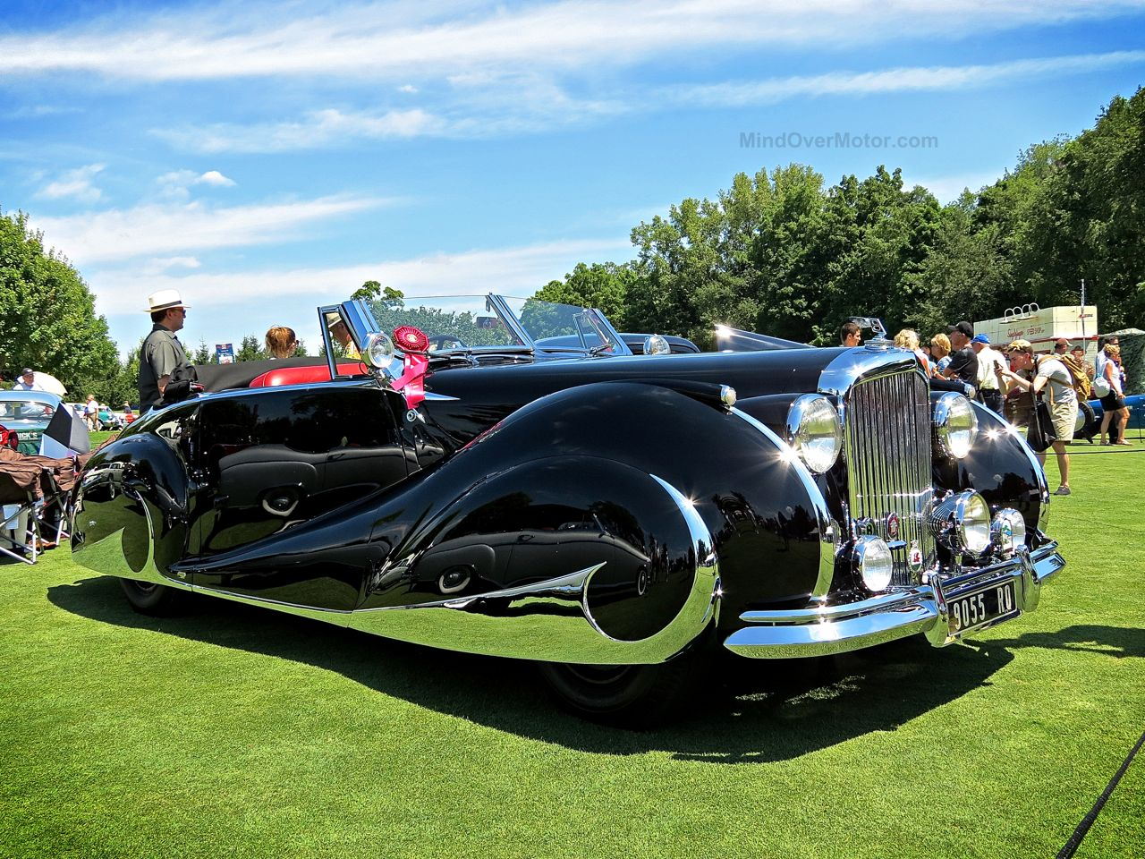 1947 Bentley Mk6 Convertible by Franay 1