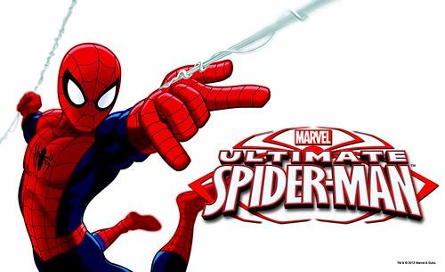 Spider-Man, Ultimate (Mega) (2012) cover