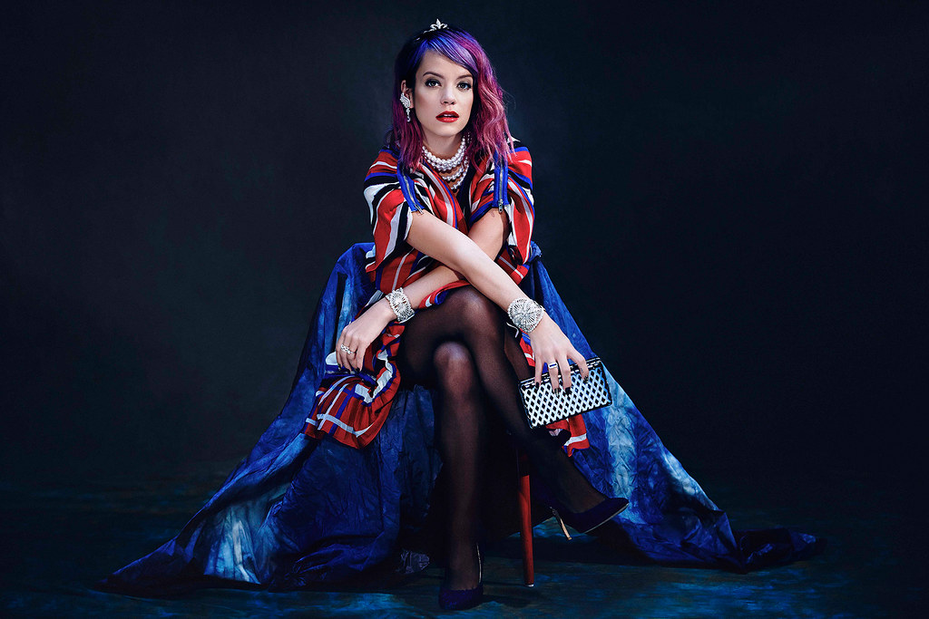 Лили Аллен — Фотосессия для «Marie Claire» MX 2014 – 8
