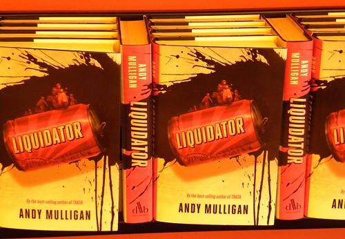 Andy Mulligan, Liquidator